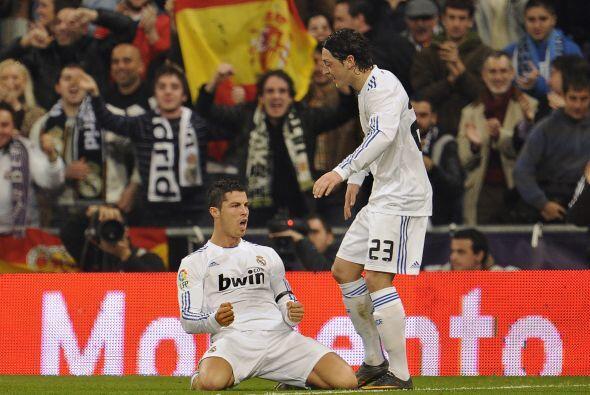 Lionel Messi lo había superado un día antes en la lucha por el 'Pichichi...