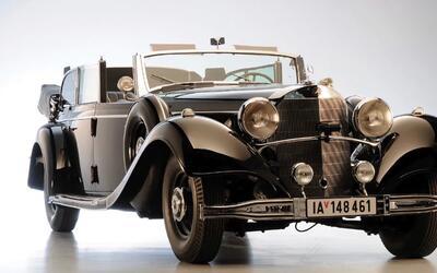 Limusina para desfiles Mercedes-Benz 770K Grosser Offener Tourenwagen de...