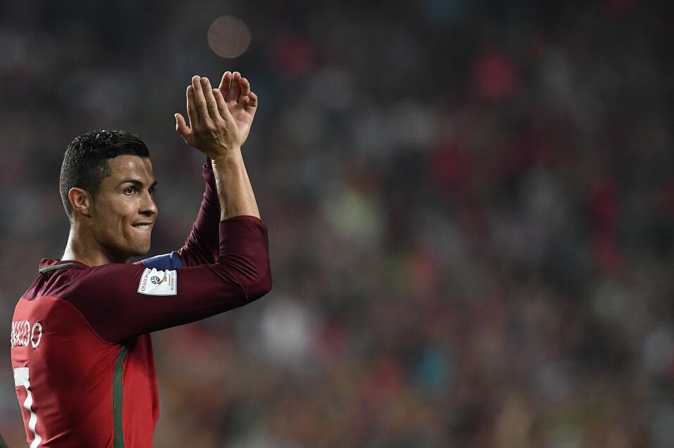 Grupo B. Cristiano Ronaldo (Portugal) - Aunque no tuvo un buen inicio de...