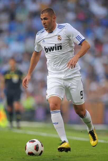 Y no olvidemos a Karim Benzema, quien se está mostrando como un recambio...