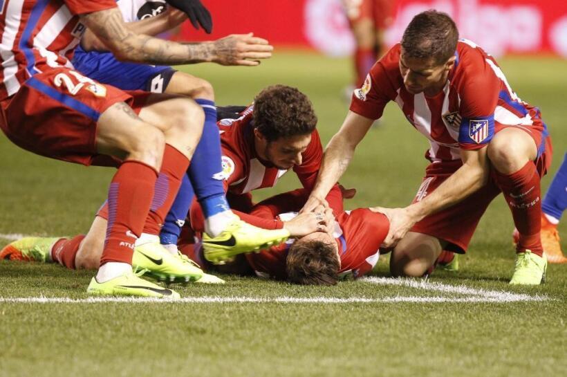 Torres fulminado