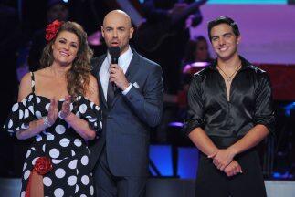 Rosa Gloria Chagoyán y Vadhir Derbez fueron los mejores de la noche.