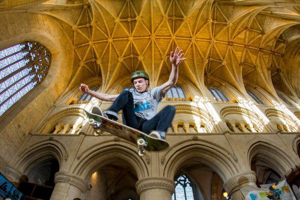 El 'skatepark' ha sido un gran éxito y seguramente este año recibirán aú...