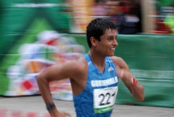 El guatemalteco Erick Barrondo consumó la revancha. Ganó el oro en los 5...