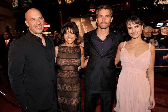 Actores de la película Fast & Furious