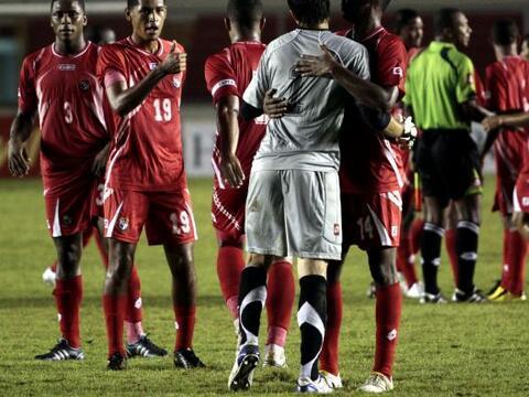 La selección de Honduras sufrió en su visita a Panam&aacut...