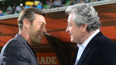 El estratega de Santos felicitó al Querétaro por su pase a la final.