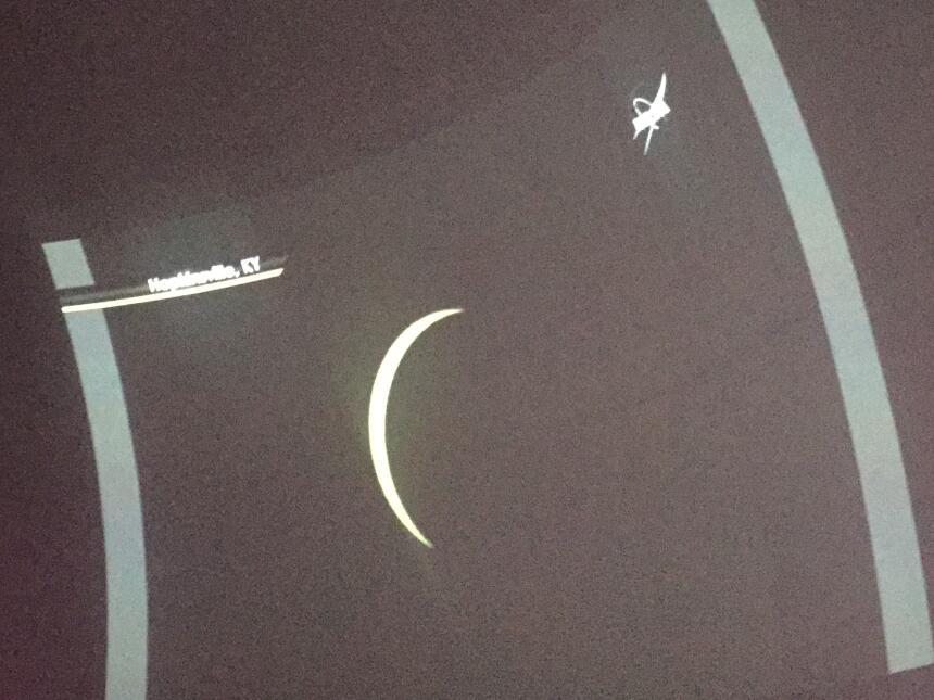 En fotos: Lo que se vio del eclipse solar en Arizona IMG_3153.JPG