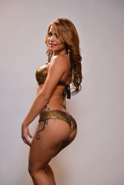 Arlenis Frutoquiere convertirse en Miss Colita Otoñal, ¡bríndale tu apoyo!