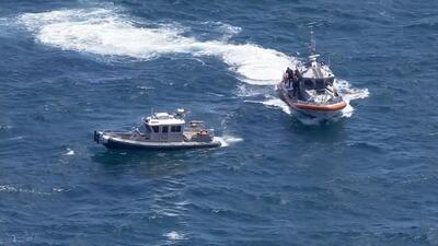 Dos muertos en accidente de bote en Hollywood Beach