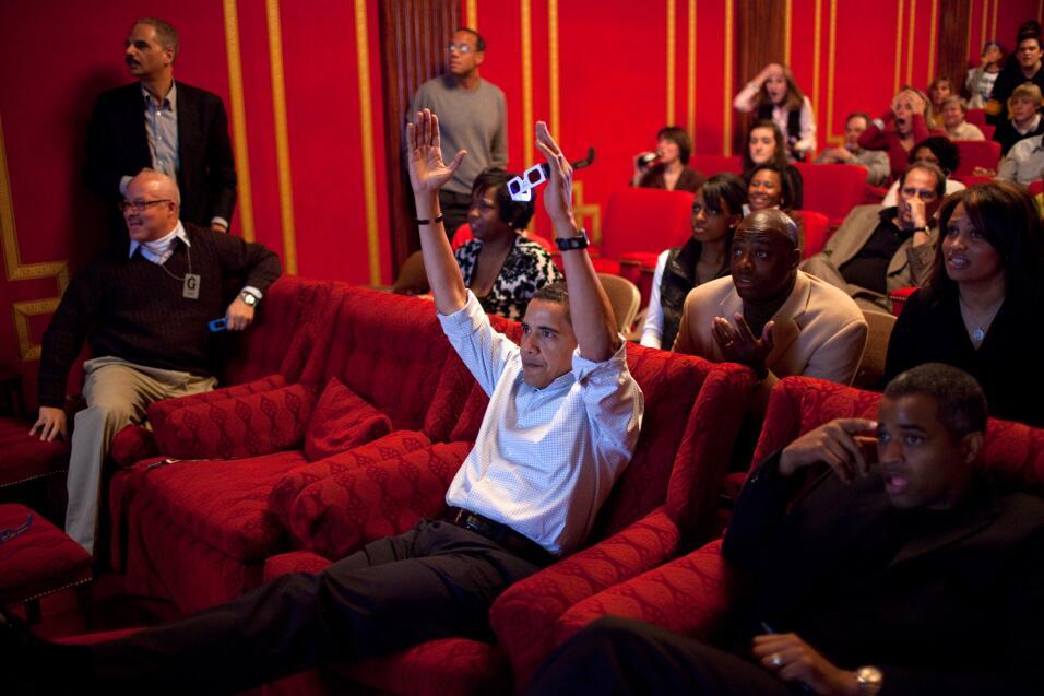 Cine de la Casa Blanca