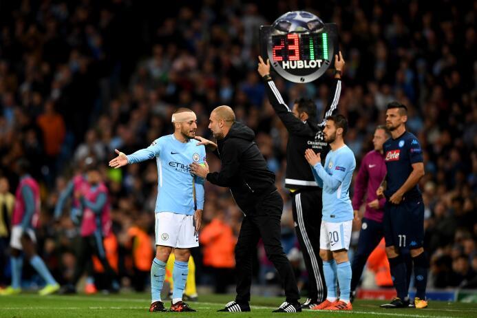 Suplente: Bernardo Silva (Manchester City)