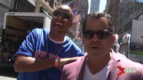 Vuela alto la monoestrellada en el Desfile Puertorriqueño en NY