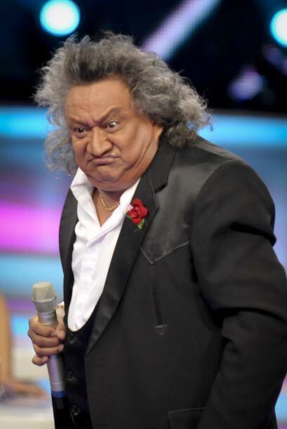 Jo Jo Jorge Falcón tiene una gran trayectoria como comediante y es uno d...