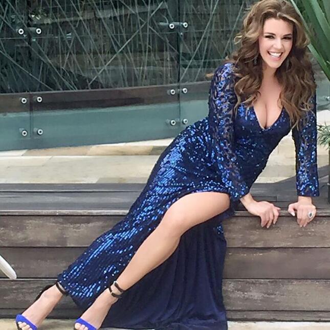 Alicia Machado cumple 21 años de ser reina de belleza 12107605_495851843...