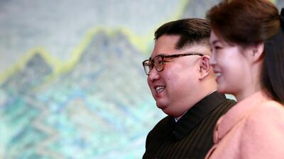 Fotos: Quién es Ri Sol-ju, la 'misteriosa' primera dama de Corea del Norte