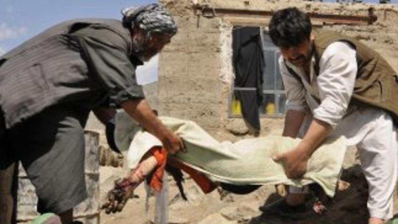 La muerte de civiles por ataques o el estallido de artefactos es frecuen...
