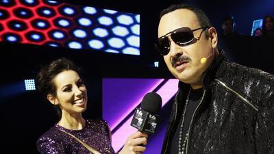 Pepe Aguilar honrado de escuchar canciones de él en Va Por Ti