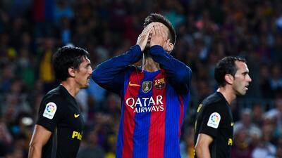 ¿Crisis azulgrana? Barcelona iguala su peor inicio desde el 2005