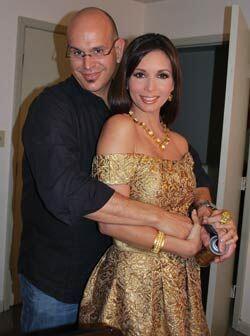 Después de hacer brillar a la más guapa de Nuestra Belleza Latina, no ca...