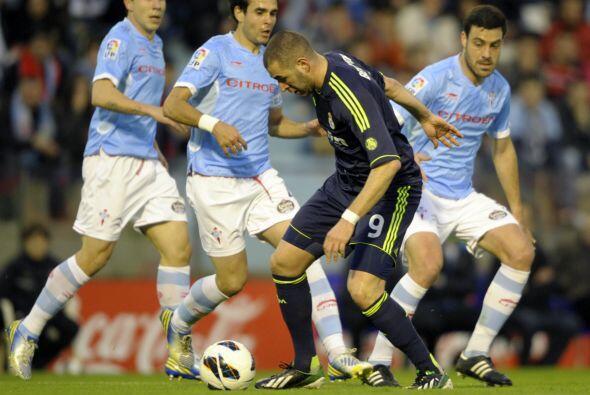 Pero esos no serían los únicos goles que se verían en Vigo.