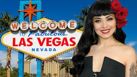 Mon laferte en Las Vegas