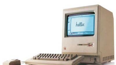 La Macintosh revoluciono el mundo de la informática.