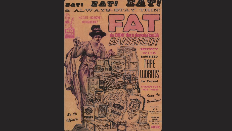 La larga y extraña historia de las dietas que se ponen de