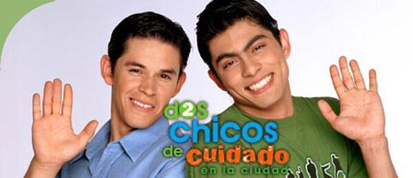 Telenovela 'Dos chicos de cuidado en la ciudad'