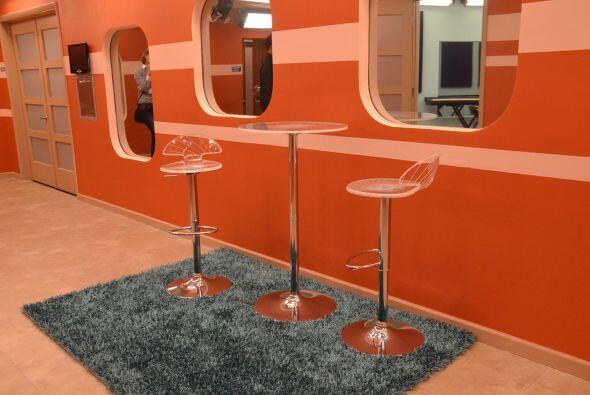 Esta es una pequeña sala para desahogar las penas, que seguro la van a u...