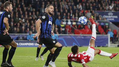 Cómo ver Inter vs. PSV en vivo, Champions League