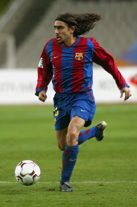 12. Juan Pablo Sorin (2003)