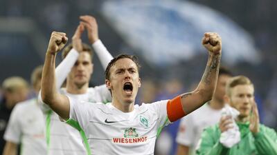 Werder Bremen se impone al Schalke en una 'feria de errores'