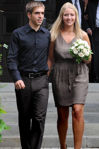 Claudia tiene ya tres años de matrimonio con este seleccionado al...
