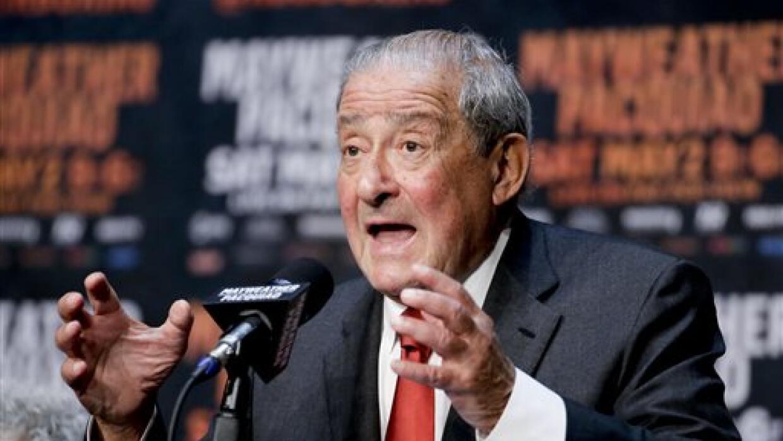 Bob Arum, promotor de boxeo