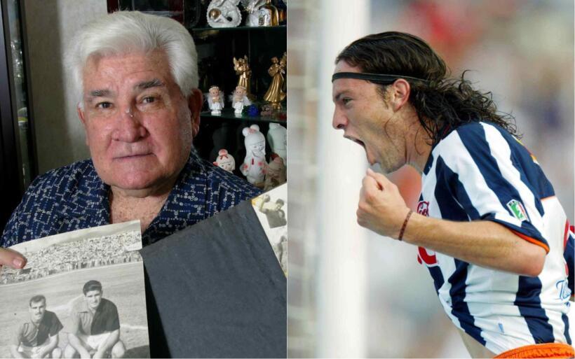 Frente a frente: los históricos de Tigres vs. los de Monterrey angeles-f...