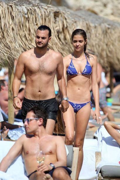 La modelo brasileña se ha convertido en una de las más sol...
