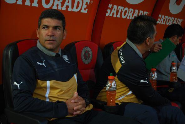 Con Torres Servín las situación parecía mejorar durante el 2013 pero en...