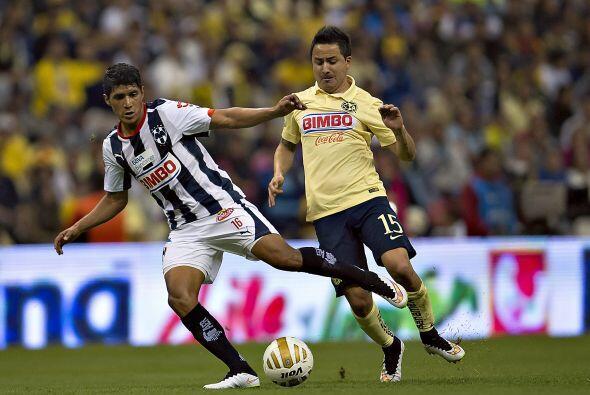 Cándido Ramírez estuvo a punto de marcar el primer gol de...