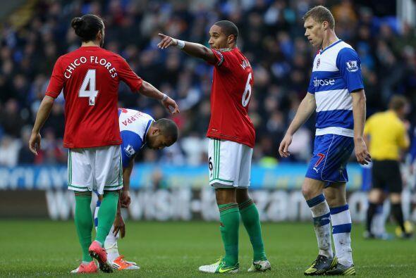 Finalmente, el Reading aguantó el empate sin goles coo local en choque c...
