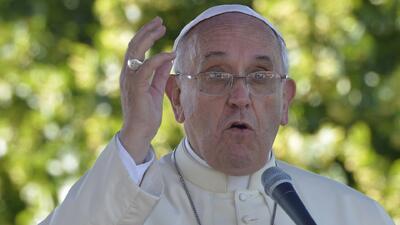 El Papa pide justicia a 20 años del atentado de la AMIA