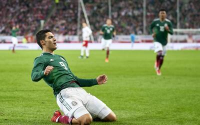 México estadísticas Grupo F