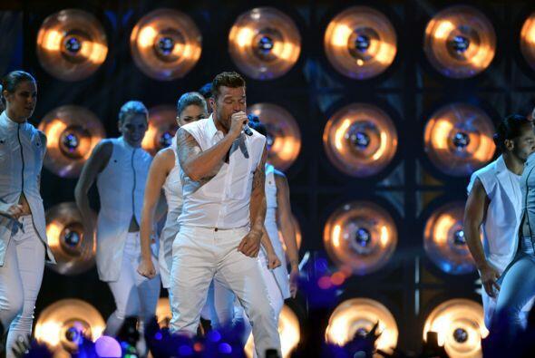 ¡Gracias Ricky Martin por hacernos pasar una noche mágica y llena de can...