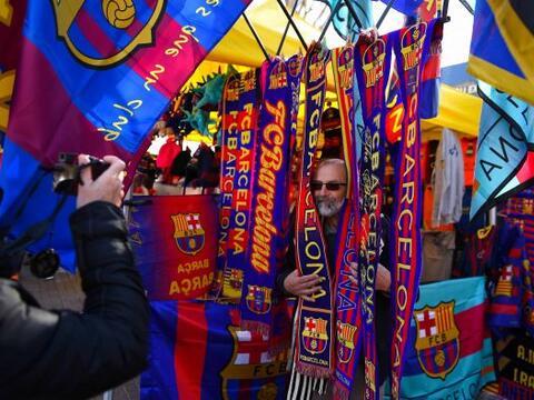 Fútbol de alto nivel en la Liga española en horario matuti...