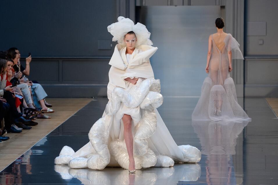 Este abrigo de Martin Margiela es perfecto para el invierno, si no tiene...