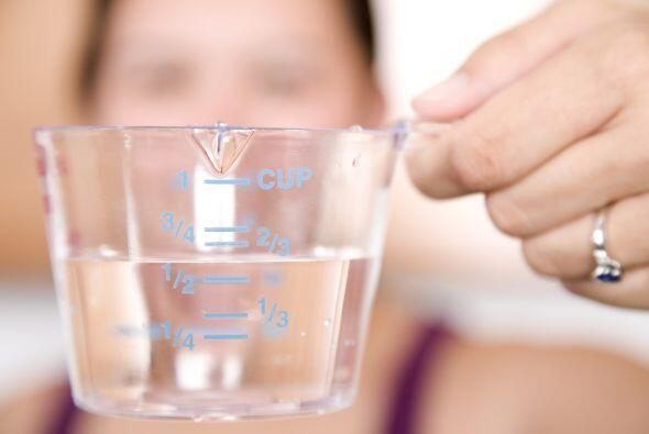 ¿Cómo diferenciarlas? La que sirve para líquidos en general es transpare...