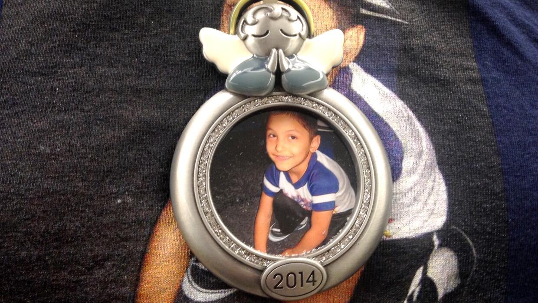 Gabriel Fernández tenía 8 años cuando murió por maltrato físico.