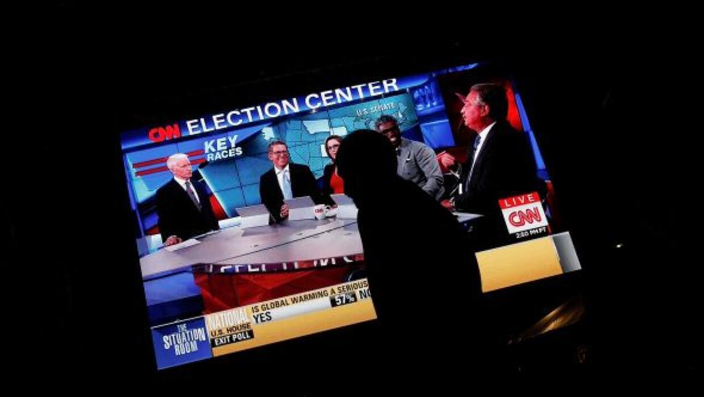 Los republicanos empiezan con el pie derecho la noche: sus senadores por...