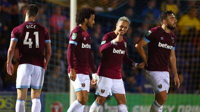 El West Ham de 'Chicharito' y otros equipos que terminaron con saldo rojo en el mercado de verano