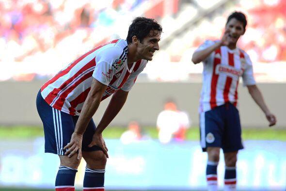 Aldo de Nigris: El delantero mexicano tuvo un año de pesadilla co...